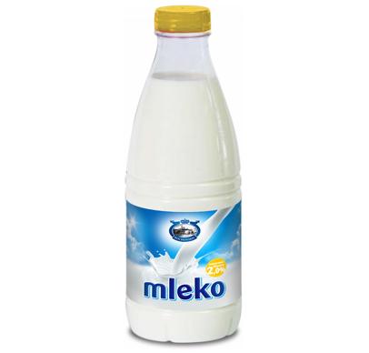 Mleko bocheńskie 2,0 % - butelka